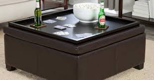 coffee tables coffee table ottoman storage rare coffee table