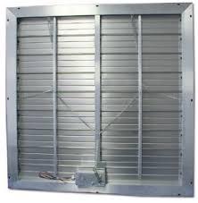 36 inch exhaust fan schaefer ws 360 aluminum exhaust fan shutter outlet 36 inch