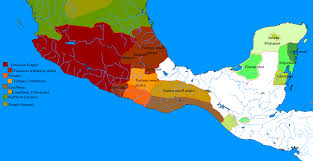 Aztec Empire Map 5500 Years Alternate History Discussion