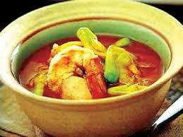 blogs de cuisine แกงส มดอกแค ก บต นเมยะ