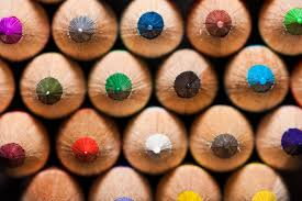 colorful pencils wallpapers wallpaper colored pencils point rod hd picture image