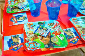 host paw patrol party javacupcake