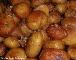 comment cuisiner les pommes de terre grenaille la pomme de terre a o p de l île de ré sautée aux cinq baies et sa
