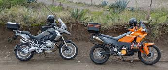 buy bmw gs 1200 adventure the bmw r1200gs vs the ktm 990 adventure which motorcycle is better