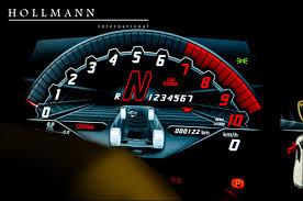lamborghini speedometer hollmann international lamborghini aventador s coupe 2018