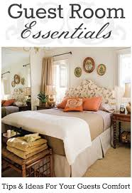guest room essentials tips and ideas to play the perfect host