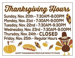 decicco sons thanksgiving store hours 2016 decicco sons