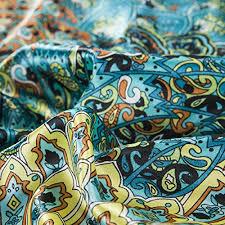 Featherbedding Fadfay Home Textile Peacock Feather Bedding Set Peacock Blue