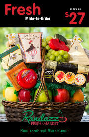fresh market gift baskets our bakery giftbaskets are made fresh in store everyday and