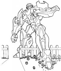 the elegant bumblebee transformer coloring page intended to