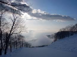 the smell of spring kuro metto patrol blog hakuba goryu snow