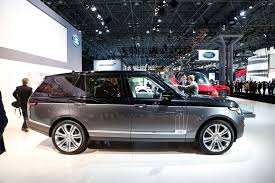 luxury range rover super luxury range rover svautobiography revealed autocar
