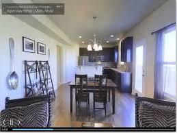 view interior of homes aspen view homes malibu model