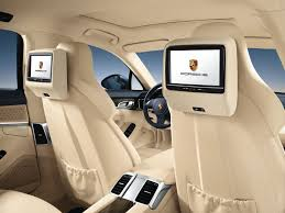 porsche panamera inside porsche panamera interior officially revealed autoevolution