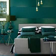Best  Emerald Bedroom Ideas On Pinterest Bedroom Wallpaper - Blue wall bedroom ideas