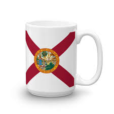 Florida Flag Facts Florida Collection Old States Of America