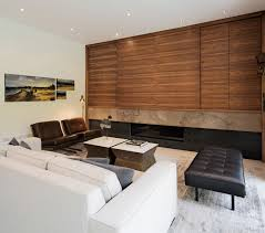 this house in toronto has a lust for rust contemporist