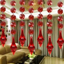 Diamond Wedding Party Decorations Discount Diamond Hanging Decorations 2017 Hanging Diamond