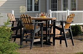 modern tall patio furniture