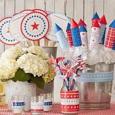 4th Of July Decoration Ideas 4th Of July Crafts Hallmark Ideas U0026 Inspiration