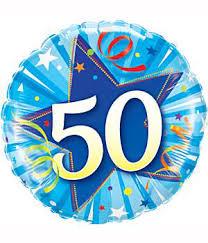 50th birthday balloons 50th birthday balloon oasis flowers and balloons
