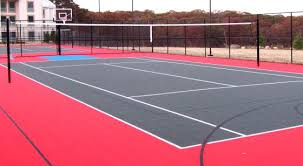 backyard basketball court flooring modular sports flooring systems for the diy er by playmaker courts