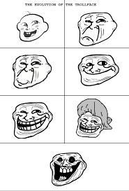 Trollface Meme - evolution of the trollface meme by kazdizzle117 memedroid
