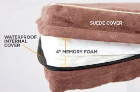 how to clean a memory foam dog bed washabledogbed net