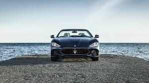 red maserati granturismo 2018 maserati granturismo luxury convertible maserati usa