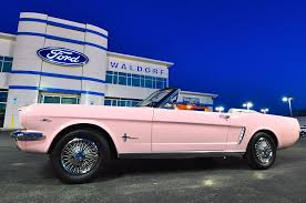 a pink mustang mustangs best shades of mustang cj pony parts