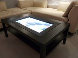 touch screen coffee table coffee table design 20 phenomenal coffee table touch screen