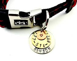 Custom Gold Dog Tags Custom Dog Tag Etsy