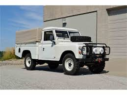 1975 land rover classic land rover for sale on classiccars com