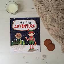 elf u0027s first adventure magical christmas elf story book by big