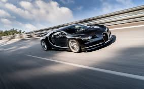 yellow bugatti chiron bugatti chiron black color front side motion blur speed wallpaper
