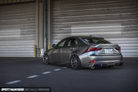 lexus is350 f kit a touch of individuality lexon style speedhunters