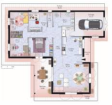 plan maison contemporaine plain pied plan maison pinterest