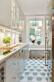 kitchen floor tile ideas 36 eye catchy hexagon tile ideas for kitchens digsdigs