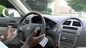 lexus es 350 mark levinson review tom burgess explains the 2011 lexus es350 youtube