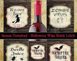 halloween wine labels photo album best fashion trends and models