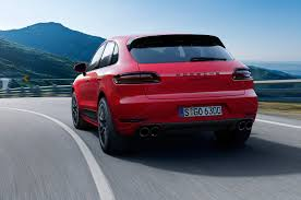 red porsche truck 2017 porsche macan gts splits difference between s turbo