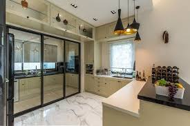 kitchen cabinet modern design malaysia 14 practical and kitchens in malaysia recommend my