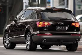 2007 audi q7 reviews 2008 audi q7 overview cars com