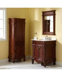 Bathroom Vanity And Linen Cabinet by Bargains On
