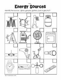 energy worksheets free worksheets library download and print