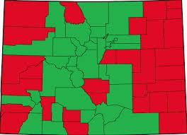 Colorado Convention Center Map by Colorado Amendment 64 Wikipedia
