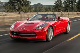 used 2016 chevrolet corvette convertible pricing for sale edmunds