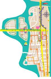 Bus Route Map Shuttle Bus Schedule