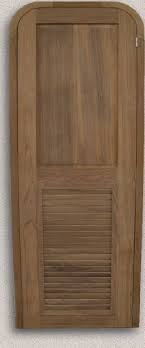 Louvered Doors Interior Doors Interior Custom Teak Marine Woodwork