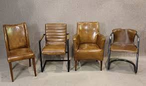 old leather armchairs ideas collection tubular steel and leather chair superb quality